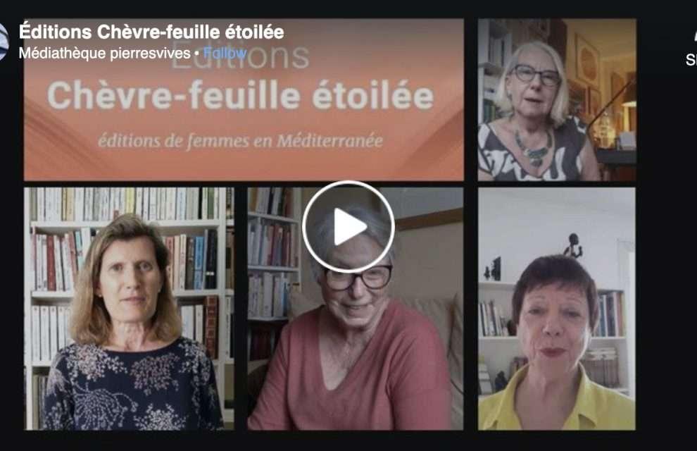 Vidéo sur les éditions et les derniers titres.