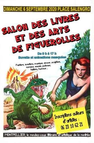 Salon des livres et des arts de Figuerolles 1