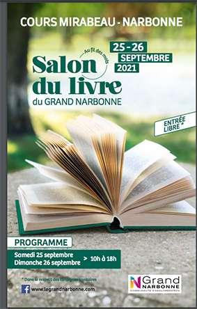 Salon du livre du grand Narbonne -Éditions Chèvre-feuille étoilée